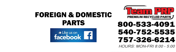 All Foreign Used Auto Parts Contacts