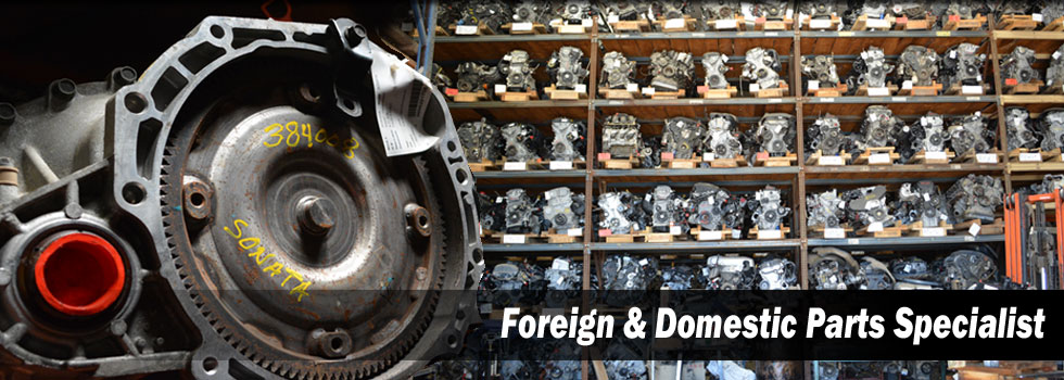 Superior Used Foreign & Domestic Used Auto Parts