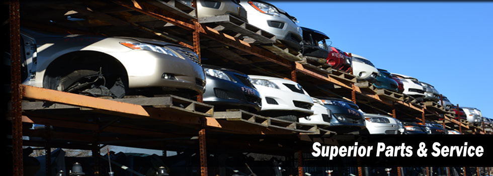 The Best Prices on Used Auto Parts in VA