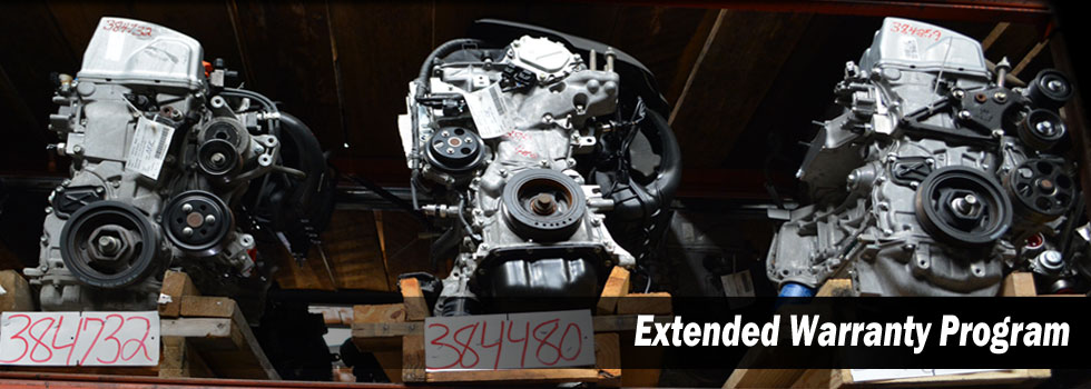Low Mileage Used Engines & Transmissions